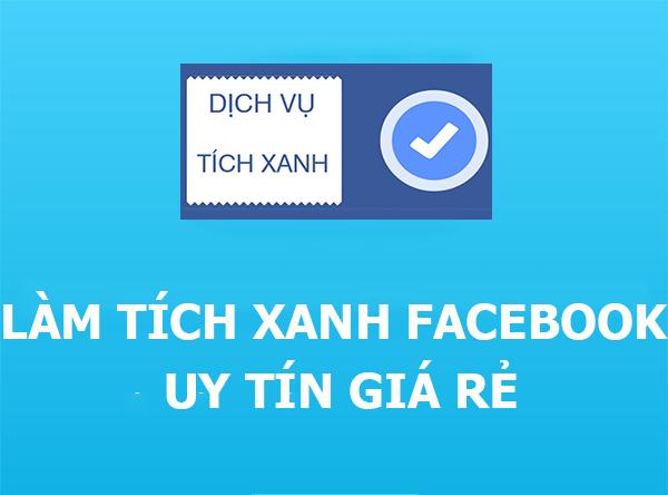 dịch vụ tích xanh facebook
