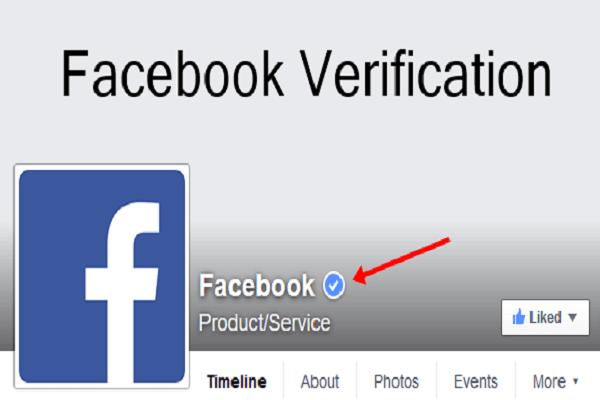 Tích xanh facebook là gì